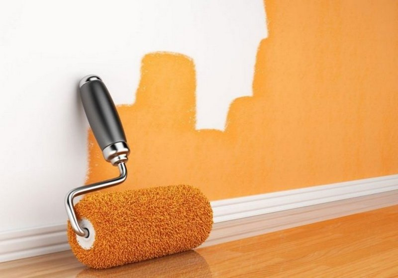 How long does wall paint take to dry