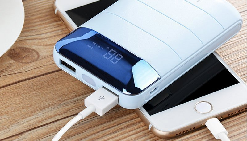How long does it require to charge a power bank?