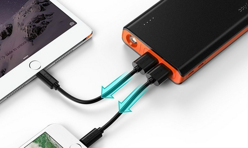 How to charge a power bank?