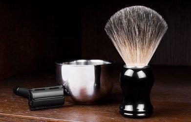 How to use shaving cream