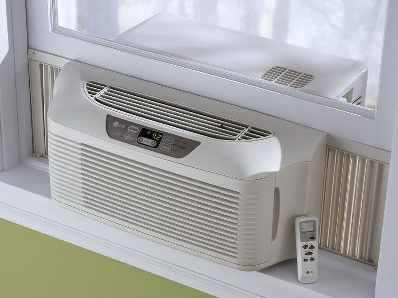 General characteristics window air conditioner