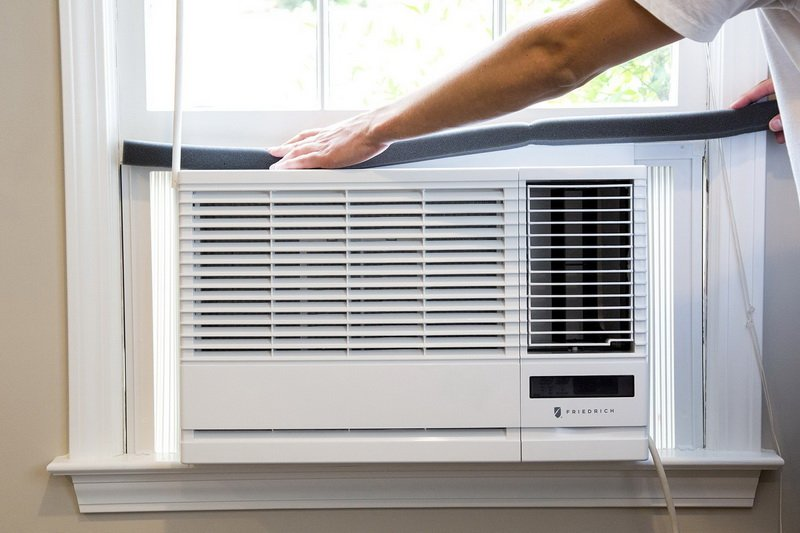 Properly care for the air conditioner